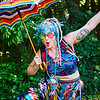 Colorful Character, Eeyore's  Birthday Party - Austin, Texas