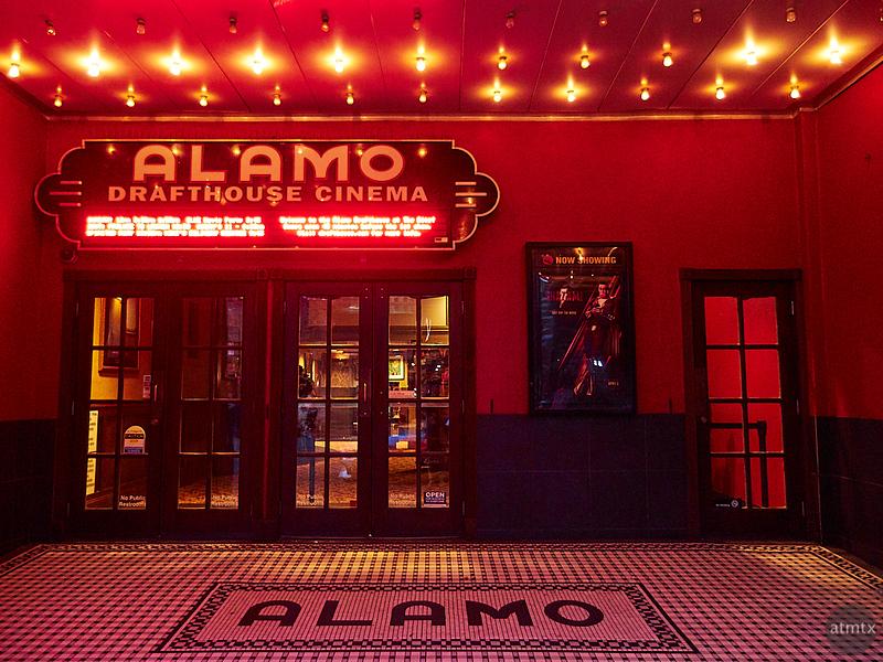 Red Alamo, 6th Street - Austin, Texas