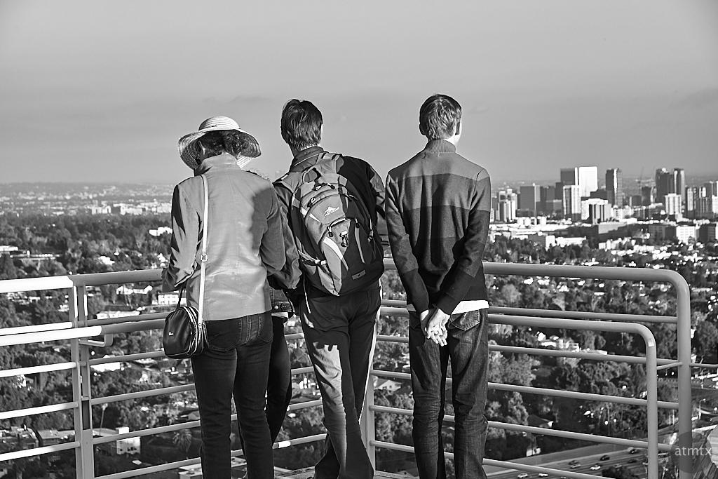 Million Dollar View, Getty Center - Los Angeles, California