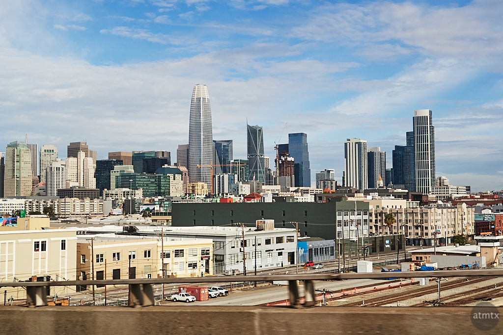 Downtown Skyline - San Francisco, California
