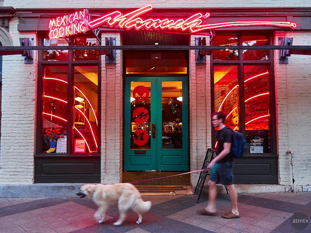 Manuel's Blur - Austin, Texas