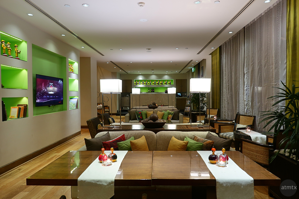 Upper Crust, ITC Gardenia - Bangalore, India