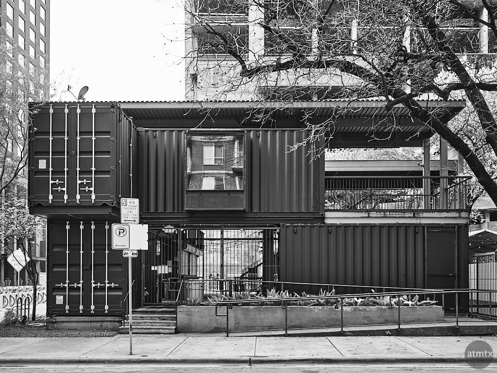 Container Bar, Rainey Street - Austin, Texas