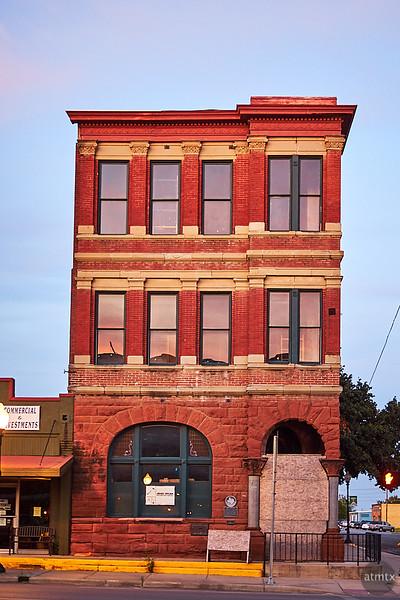 Taylor National Bank - Taylor, Texas