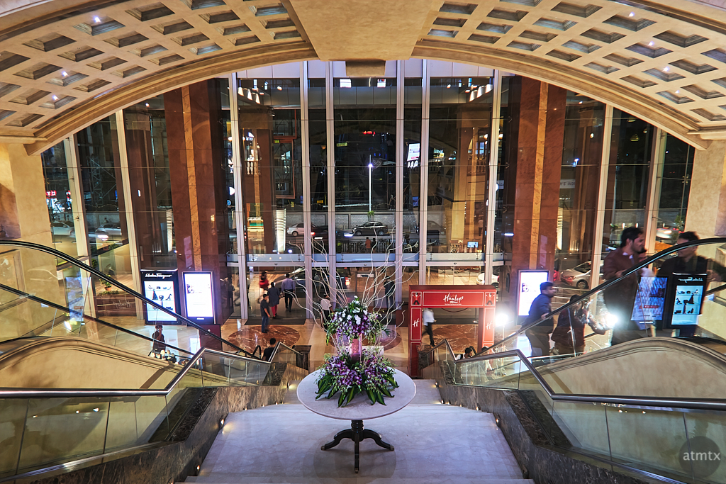 Grand Entrance, UB City - Bangalore, India