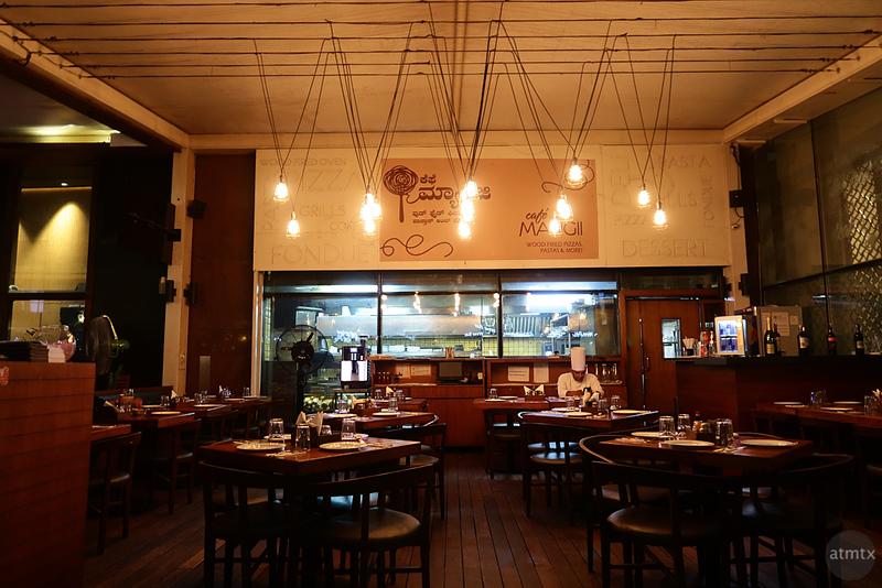 Restaurant, UB City - Bangalore, India