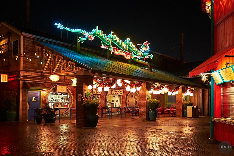 Lucky Fortune Cookery, Disney California Adventure - Anaheim, California