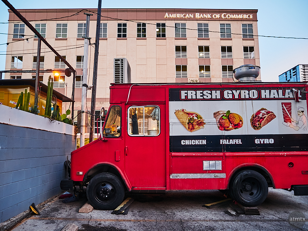 Fresh Gyro Halal - Austin, Texas