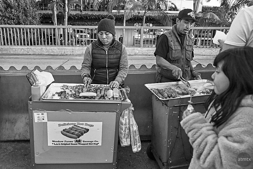 Delicious Hot Dogs - Santa Monica, California