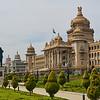 Epic Grandeur, Vidhana Soudha - Bangalore, India