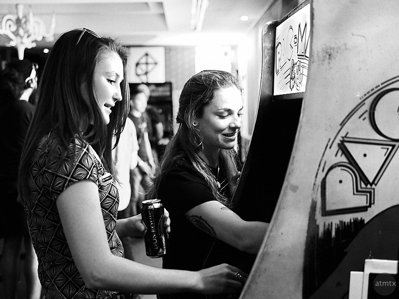Mses. at PacMac, SXSW Vox Media - Austin, Texas