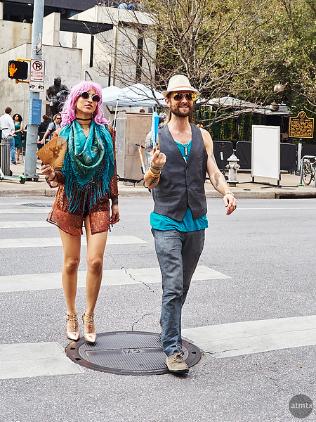 A Couple with Style - Austin, Texas