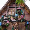 Enchanted Tiki Room Detail - Anaheim, California