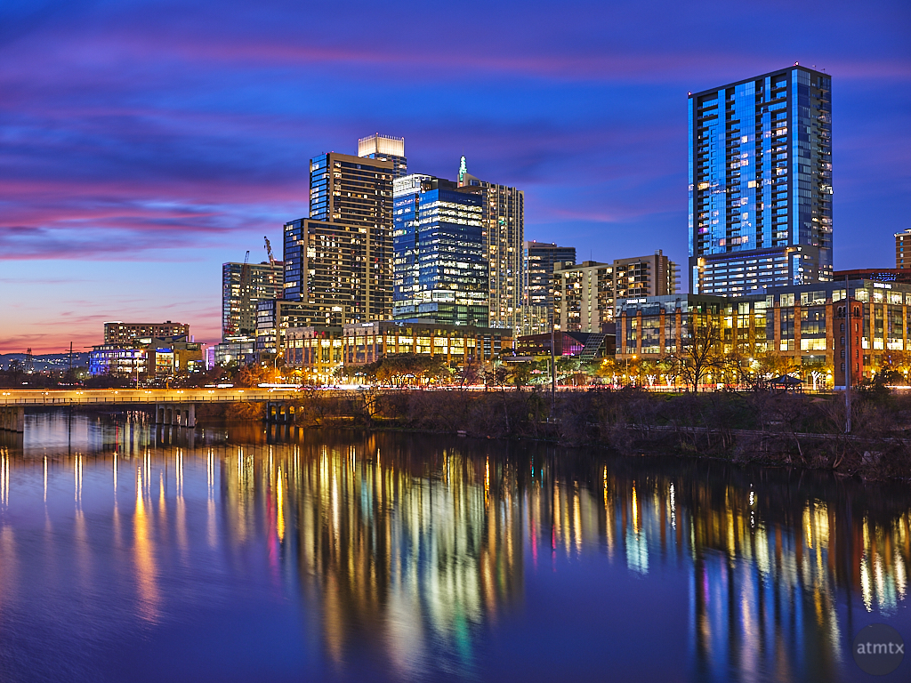 West Austin Skyline - Austin, Texas