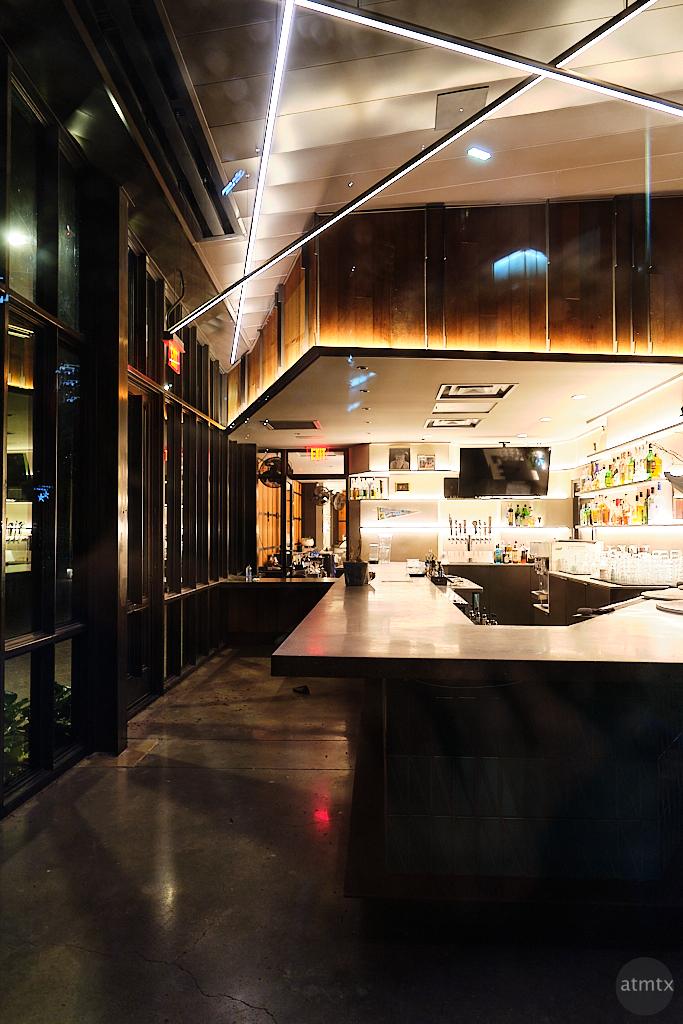 Ellis Bar Interior - Austin, Texas