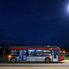 MetroRapid at Blue Hour - Austin, Texas