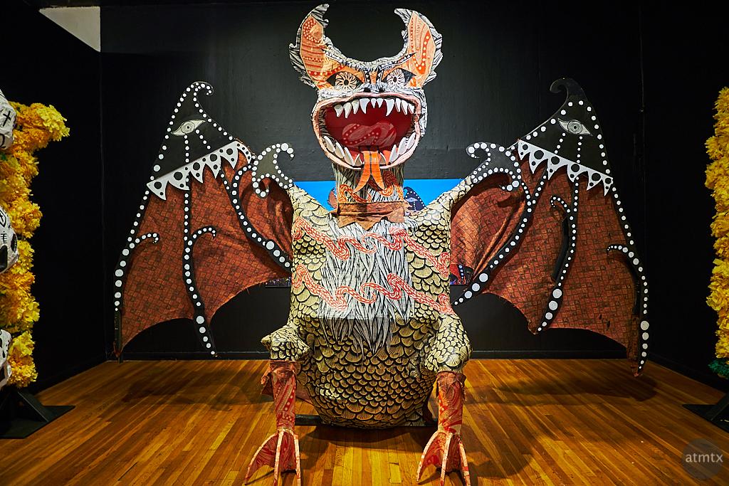 Mojiganga, Mexic-Arte Museum - Austin, Texas