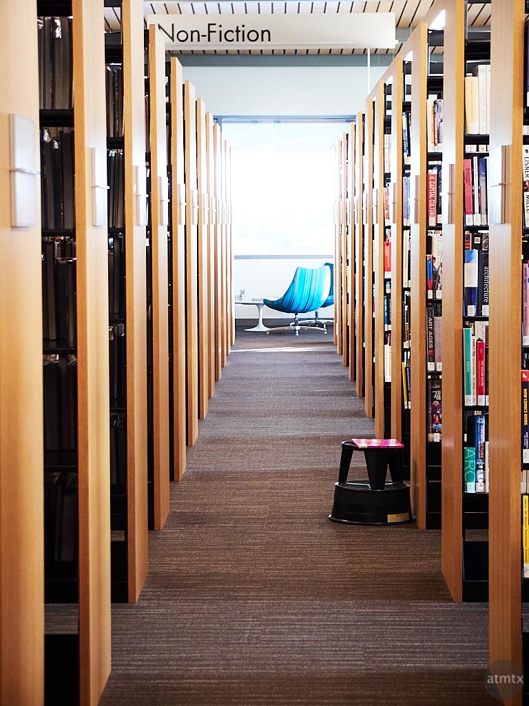 Non-Fiction, Central Library - Austin, Texas