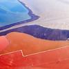San Francisco Bay Abstract - California