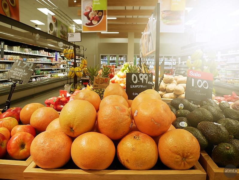 Sunshine and Target Grapefruit - Austin, Texas