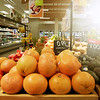Sunshine and Target Grapefruit - Austin, Texas