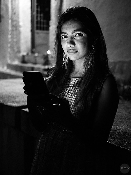 Sarika Lit by Smartphone - Bangalore, India