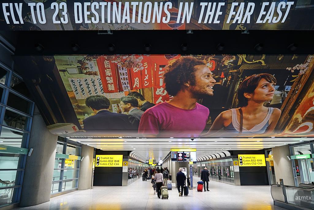 Far East Destinations, Heathrow Airport - Longford, United Kingdom
