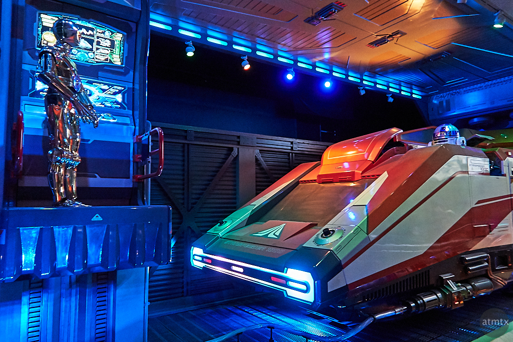 Budget Star Wars - Anaheim, California