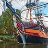 Sailing Ship Columbia - Anaheim, California