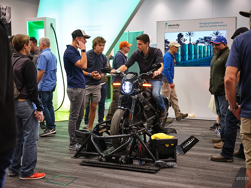 Harley-Davidson LiveWire, Fully Charged Live 2020 - Austin, Texas