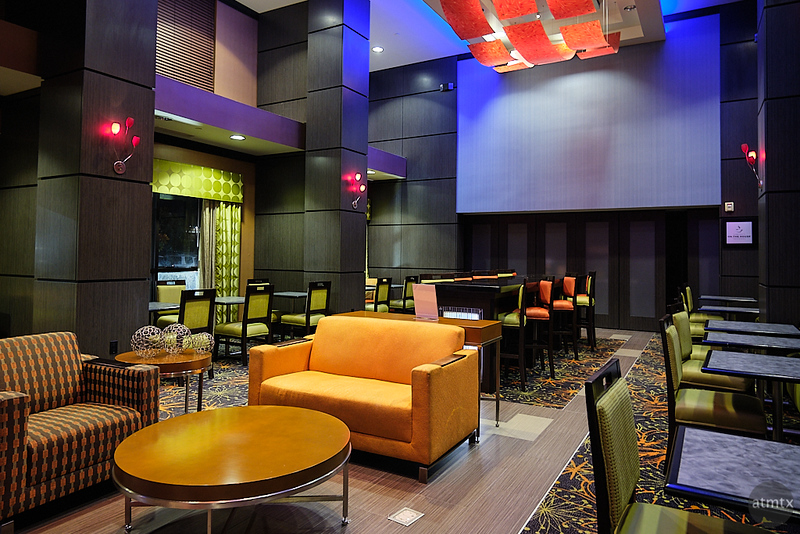 Hampton Inn Lobby - Tulsa, Oklahoma (Fujifilm)
