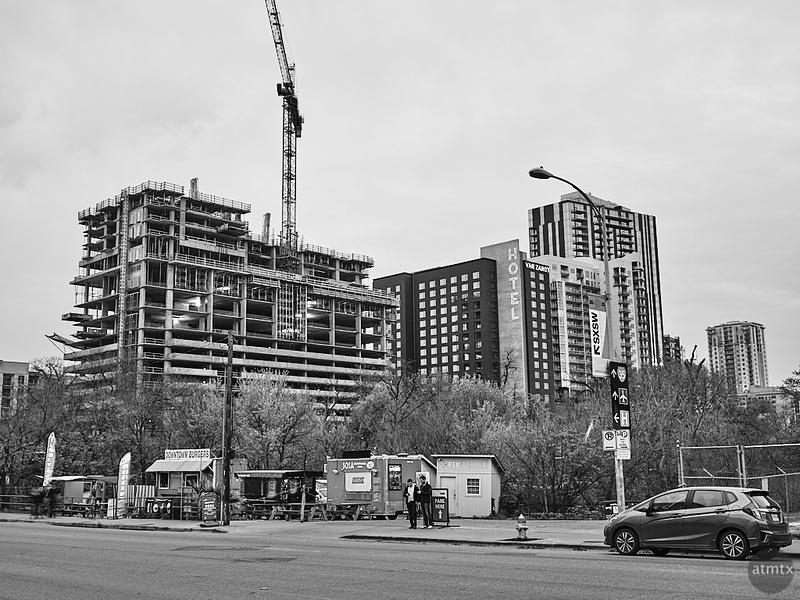 Rainey Street Rising - Austin, Texas
