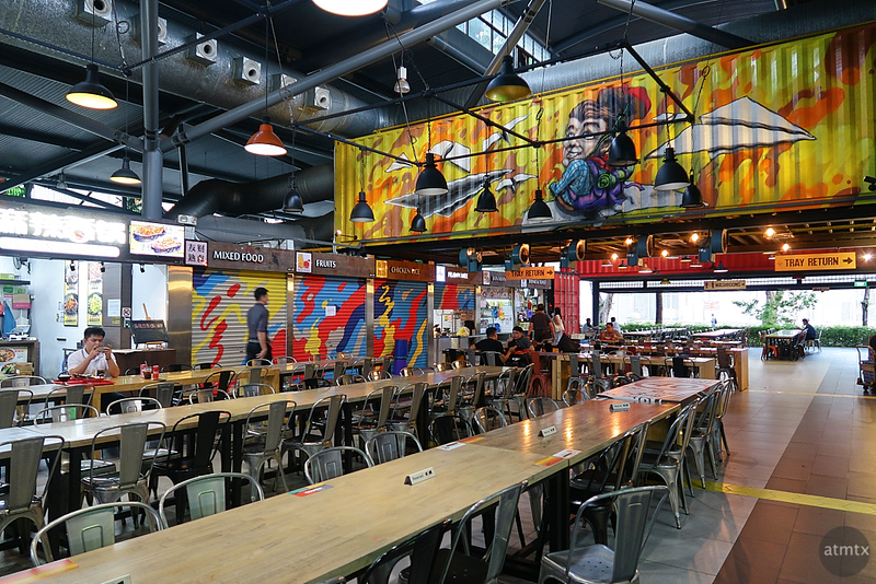 Timbre+, Hip Hawker Centre - Singapore