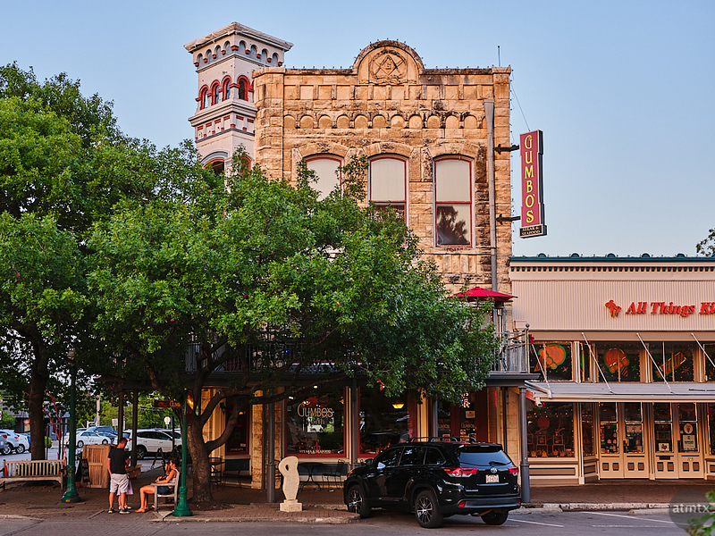 Gumbo's North - Georgetown, Texas (Fuji)