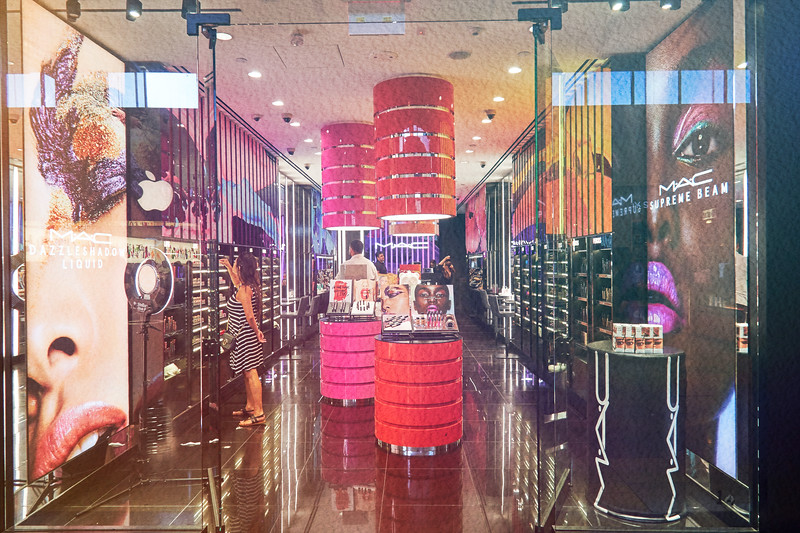 Colorful Cosmetics, North Star Mall - San Antonio, Texas