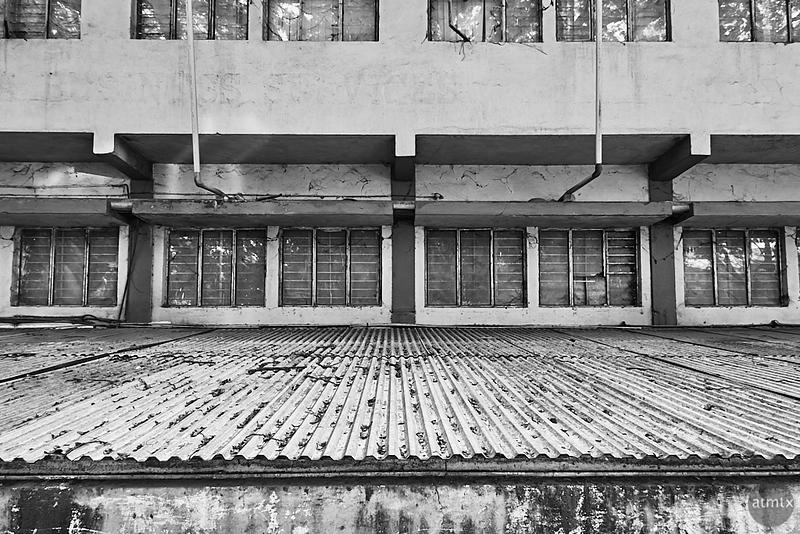 Building Texture - Bangalore, India