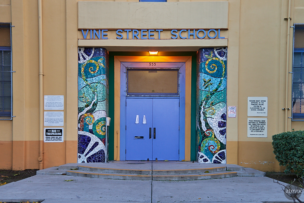 Vine Street School - Los Angeles, California
