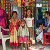 Kids at the Store - Somanathapura, India