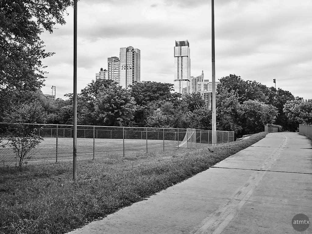 Western Walking Path - Austin, Texas