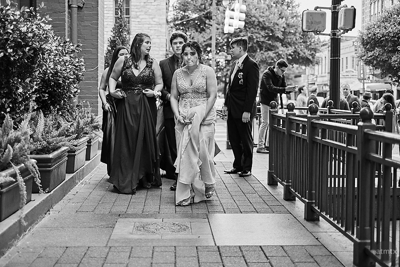 Prom Night - Austin, Texas