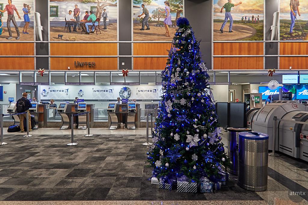 Austin Bergstrom Airport - Austin, Texas