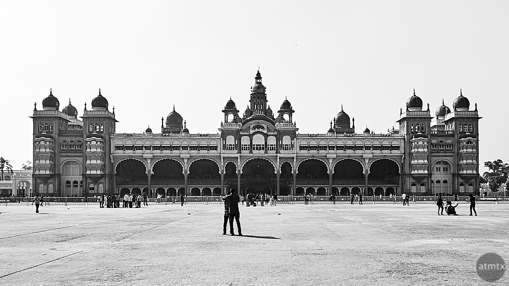 Epic Scale, Mysore Palace - Mysore, India