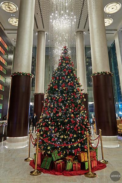 Christmas Tree,  JW Marriott - Bangalore, India