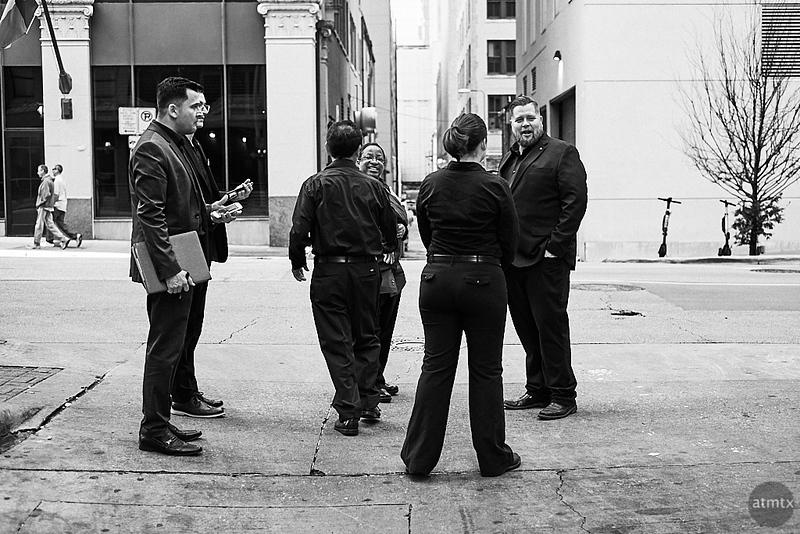 Staff Meeting - Austin, Texas