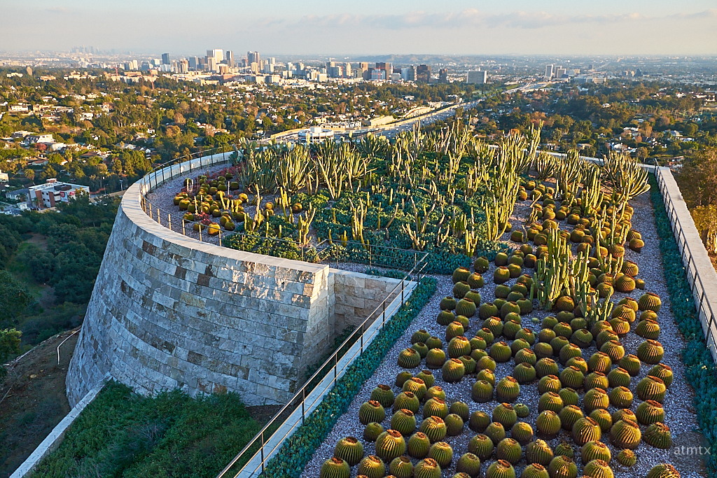 Gardens, Getty Center - Los Angeles, California