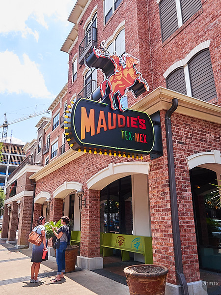 Maudie's at the Triangle - Austin, Texas