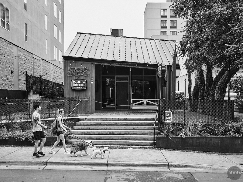 Stagger Lee, Rainey Street - Austin, Texas