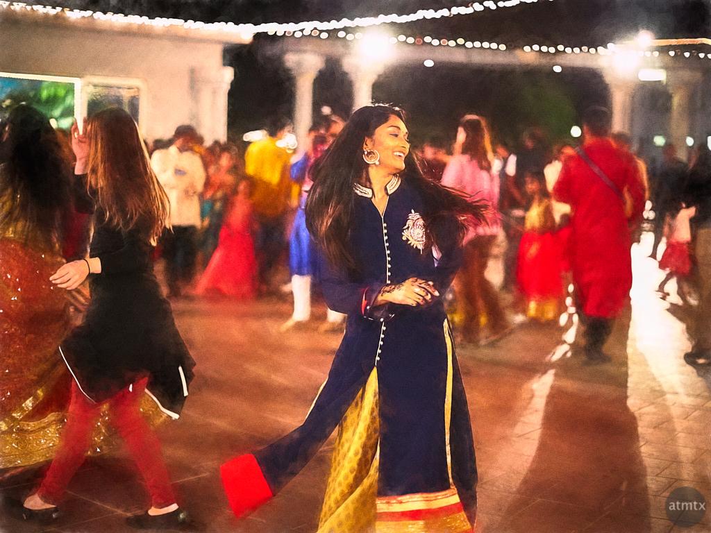 Raas Garba, Diwali 2018 - Austin, Texas