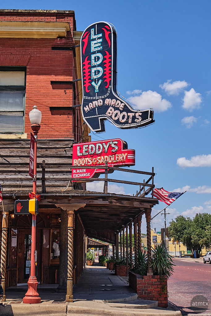 Leddy Boots - Fort Worth, Texas