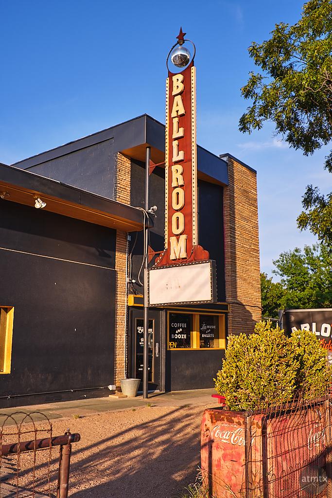 The Ballroom @ Spider House - Austin, Texas